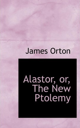 Alastor, Or, the New Ptolemy