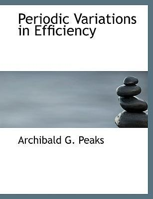 Periodic Variations in Efficiency