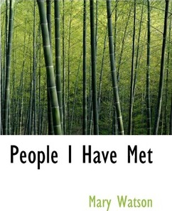 People I Have Met