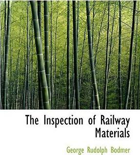 The Inspection of Railway Materials