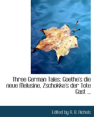 Three German Tales