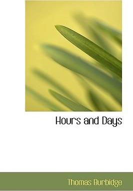 Hours and Days
