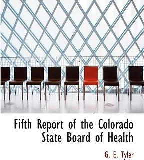 Fifth Report of the Colorado State Board of Health