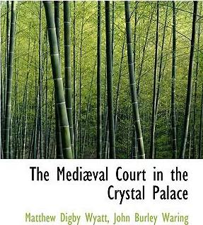 The Mediabval Court in the Crystal Palace