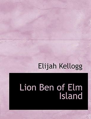 Lion Ben of ELM Island