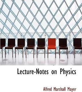 Lecture-Notes on Physics