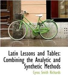 Latin Lessons and Tables