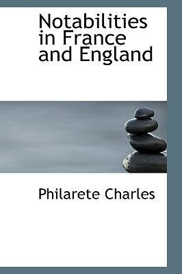 Notabilities in France and England