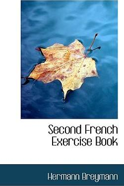 Second French Exercise Book