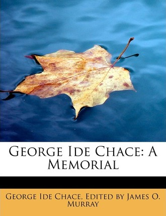 George Ide Chace