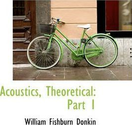 Acoustics, Theoretical