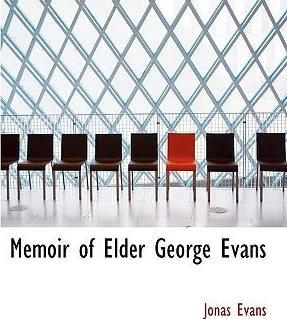 Memoir of Elder George Evans