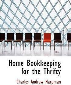 Home Bookkeeping for the Thrifty