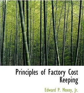 Principles of Factory Cost Keeping