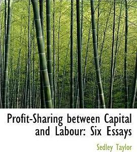 Profit-Sharing Between Capital and Labour