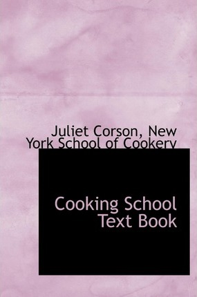 Cooking School Text Book