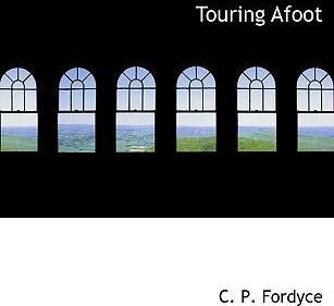 Touring Afoot