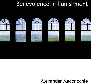 Benevolence in Punishment