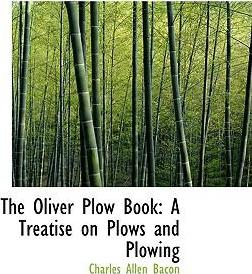 The Oliver Plow Book