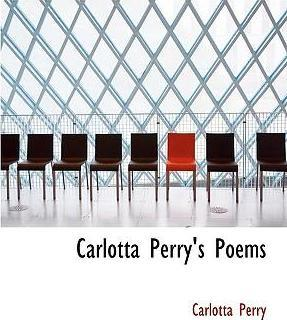Carlotta Perry's Poems