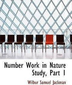 Number Work in Nature Study, Part 1
