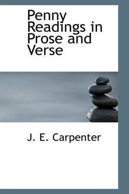 Penny Readings in Prose and Verse