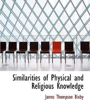Similarities of Physical and Religious Knowledge