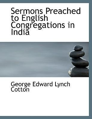 Sermons Preached to English Congregations in India