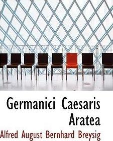 Germanici Caesaris Aratea