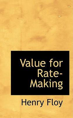 Value for Rate-Making