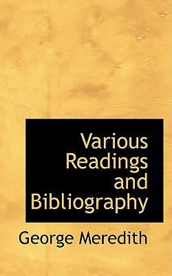 Various Readings and Bibliography