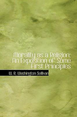 Morality as a Religion