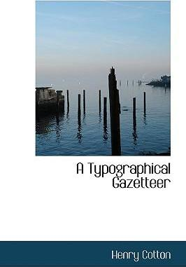 A Typographical Gazetteer