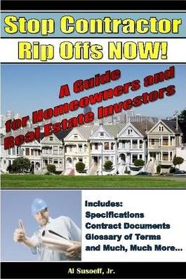 Stop Contractor Rip Offs Now!