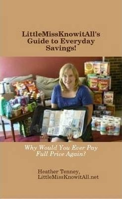 LittleMissKnowitAll's Guide to Everyday Savings!