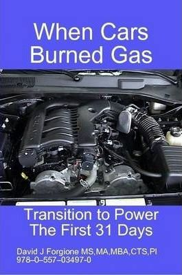 When Cars Burned Gas - Paperback