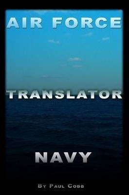 Air Force Navy Translator Soft Cover