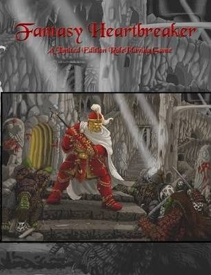 Fantasy Heartbreaker Roleplaying Game