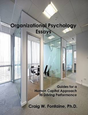 Organizational Psychology Essays