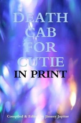 Death Cab for Cutie: In Print