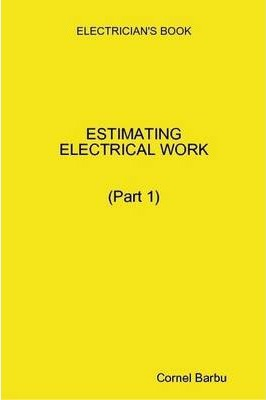 Electrician's Book -Estimating Electrical Work