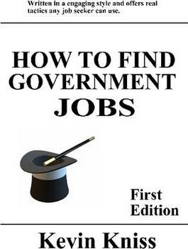 How to Find Government Jobs