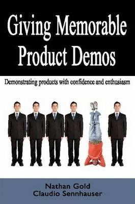 Giving Memorable Product Demos