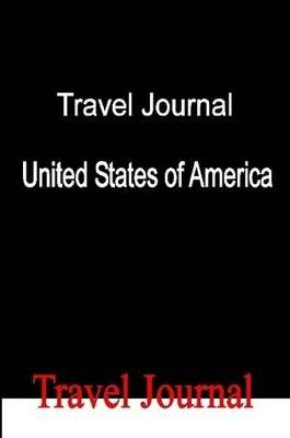Travel Journal United States of America