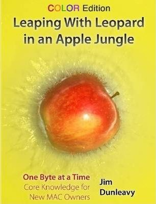 Leaping With Leopard in an Apple Jungle: Color Edition
