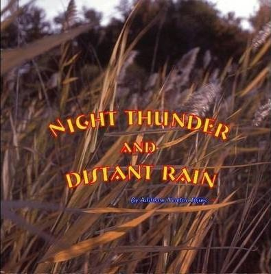 Night Thunder and Distant Rain