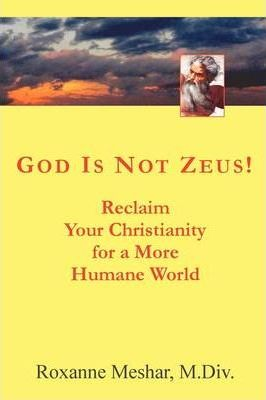 God Is Not Zeus!