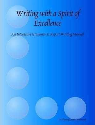 Writing with a Spirit of Excellence