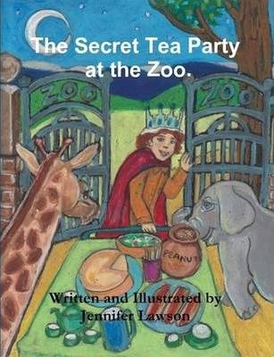 The Secret Tea Party at the Zoo.