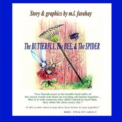 The BUTTERFLY, The BEE and The SPIDER